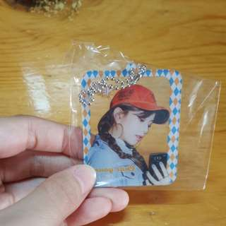【YES禮品區】TWICE 彩瑛 鎖匙扣(全要$70)
