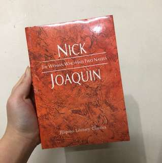The Woman Who Has Two Navels by Nick Joaquin