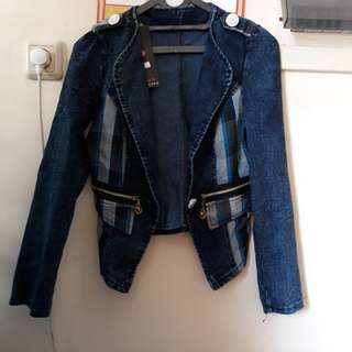Jaket jeans Import China