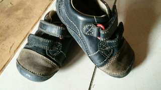 Clarks shoe for 1-2 yo boy