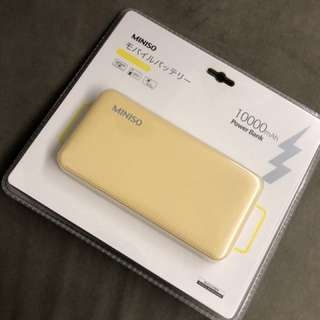 充電寶 Power bank 10000mAh