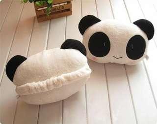 熊貓頭枕 汽車頭枕 👑