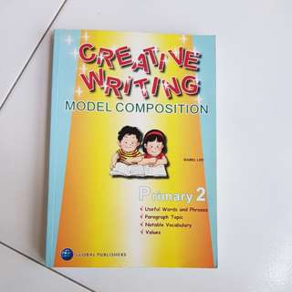 Preloved P2 Creative Writing Model Composition