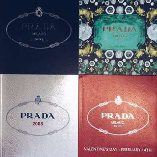 Prada Milano catalogue books