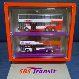 SBS TRANSIT BUS (Twin Pack)