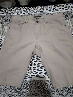 Forever 21 Men Khaki Shorts