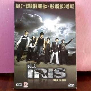 特工,IRIE集一眾頂级韓星