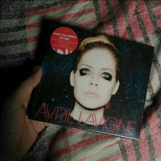 Avril Lavigne Asian Tour Edition CD + DVD