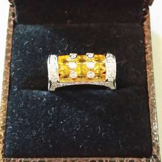 鑽石&寶石戒指