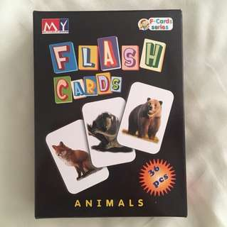 Flash Cards - Animals