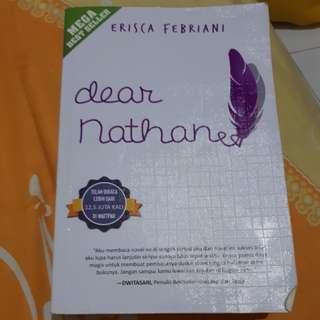 Dear Nathan (sebelum film)