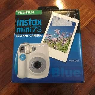Instax Mini 7s (FujiFilm)