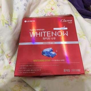 韓國熱門牙齒美白 兩盒