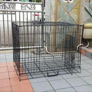 Animal Cage (Black)