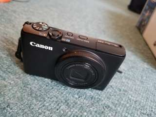 Canon s95 數碼相機 cam