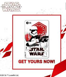Starwars ezlink card