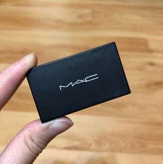 [已過期]MAC 眉粉隨身盒