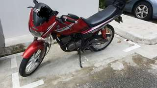 2009 registered RXZ