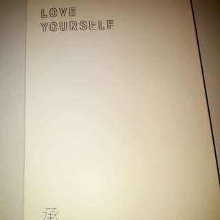 [URGENT]BTS Love Yourself album 'O' ver