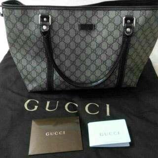 100% Original Gucci Tote Bag