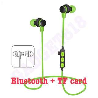 2 in 1 wireless Bluetooth + mp3 player