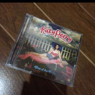 SALE! Katy Perry One Of The Boys CD