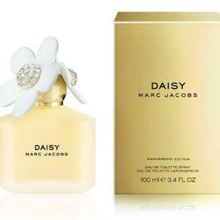 NEW !! Marc Jacobs Daisy Anniversary EDT