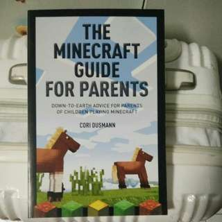Minecraft guidebooks for parent