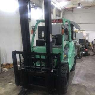Mitsubishi Forklift 4.5 Ton