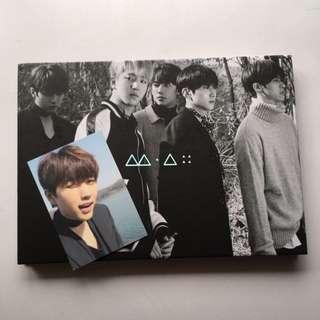 B1A4 3rd Full Album - Good Timing