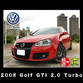 2008年 Golf GTI 2.0