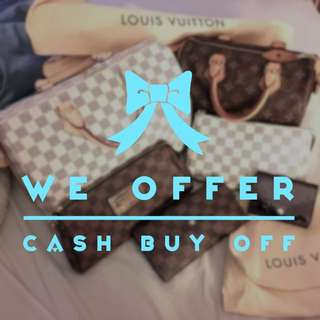 Sell Your Bag to Us