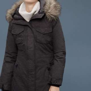 Community Paradigm parka from Aritzia