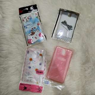 Note 3 Cases