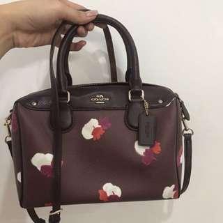 Coach mini bennet satchel