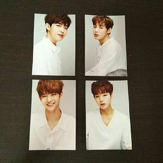 Wanna One unofficial photocard