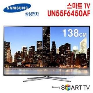 Samsung 55 inch Smart LED TV (UN55F6450AF)