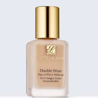 Estee lauder double wear 粉底液 #1w1 bone色