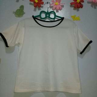 Jersy Top