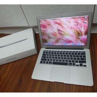 """【出售】Apple MacBook Air 13"""" 筆記型電腦 公司貨 9成新"""