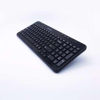 Wireless Keyboard Logitech Used