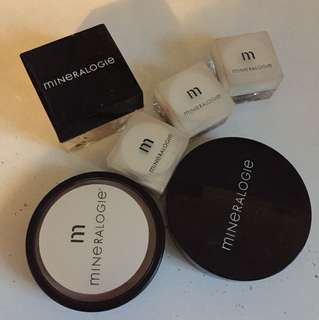 Mineralogie primer foundation eyeshadow