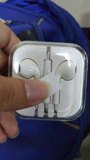 Headset/earphone Iphone Apple