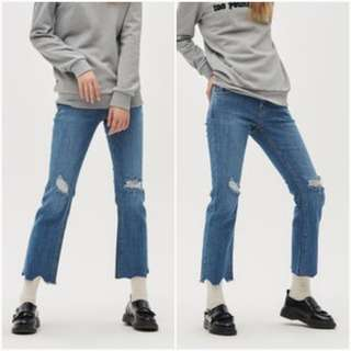 8Seconds x GDragon Woman Distressed Jeans