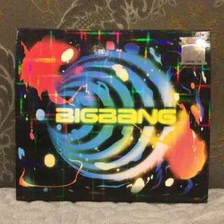 BigBang [1st Japanese Album]