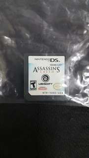 NDS Assassin's Creed (Loose)