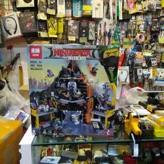 益智積木玩具583pcs只要650元限來店買點我頭像看店址和上千種商品