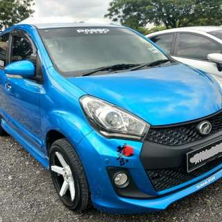 CONTINUE LOAN MYVI SE ICON 1.5 2015