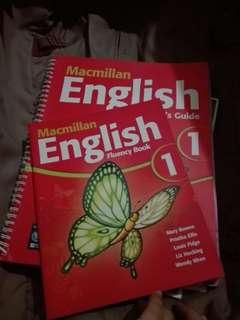 Macmillan English 1
