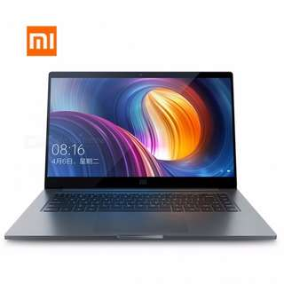 Xiaomi Notebook 15.6 inch PRO i7-8550u 16GB RAM+256GB Storage